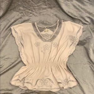 Women's Scrunched Top